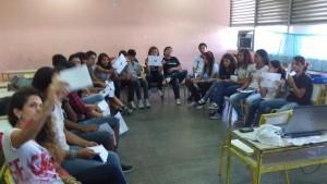 Read more about the article Vivência Cinemamor no Colégio Aarão Steinbruch