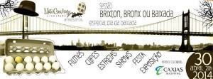 Read more about the article Brixton, Bronx ou Baixada – estreias, shows e exposições na próxima sessão do Mate, no dia da Baixada