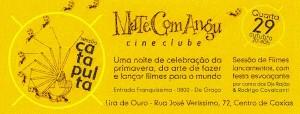 Cineclube Mate Com Angu apresenta a Sessão Catapulta 2014!