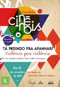 Read more about the article Exibição do CinÉnois no Salgueiro