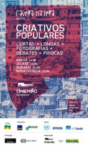 Read more about the article Favela na Tela – Mostra Criativos Populares