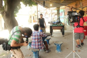 Read more about the article Filmando curta novo no Meeting of Favela – making of