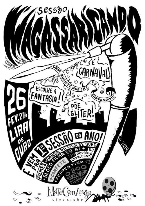 Arquivos da sessão Maçassaricando – fevereiro 2014