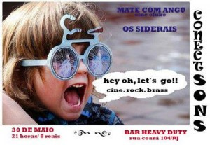Read more about the article ConectSONS na Rua Ceará! Os Siderais + Mate Com Angu!
