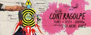 Texto e filmes da sessão Contragolpe