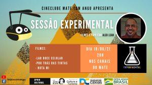 Read more about the article Sessão Experimental, filmes e papo com Alek Lean