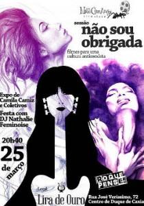 Cultura da Baixada e o março feminista